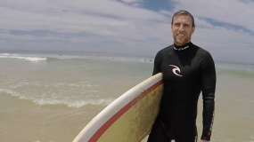 Rich the surfer